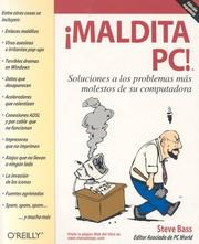 Cover of: Maldita PC! | Steve Bass
