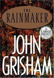 Cover of: The rainmaker