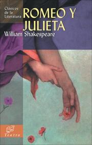 Romeo y Julieta by William Shakespeare