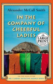 Cover of: In the Company of Cheerful Ladies