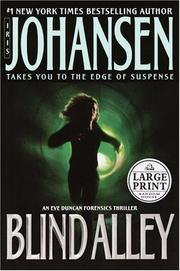 Cover of: Blind alley