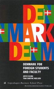 Denmark for foreign students and faculty