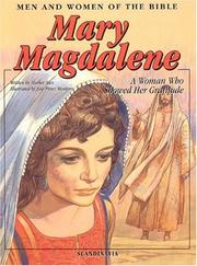 Cover of: Mary Magdalene | Marlee Alex