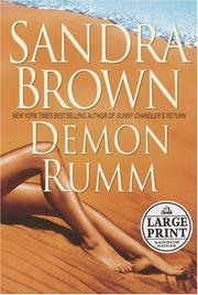 Cover of: Demon Rumm