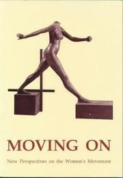 Cover of: Moving on | Anette Borchorst