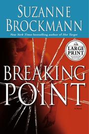 Cover of: Breaking Point: a novel