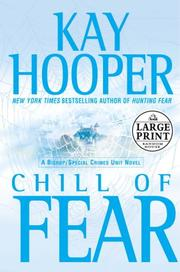 Cover of: Chill of Fear: A Bishop/Special Crimes Unit Novel (Fear)