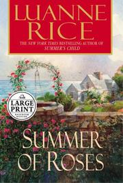 Cover of: Summer of roses
