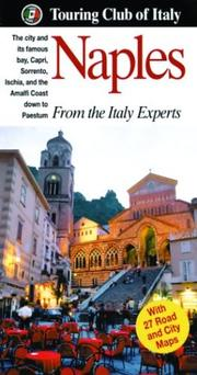 Cover of: Naples | Touring Club of Italy
