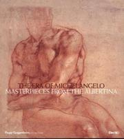 Cover of: The era of Michelangelo