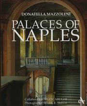 Cover of: Palaces of Naples | Donatella Mazzoleni