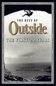 Cover of: The Best of Outside