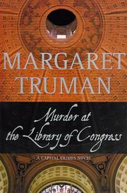 Cover of: Murder at the Library of Congress