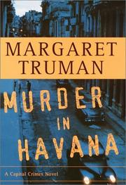 Cover of: Murder in Havana