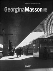 Cover of: Georgina Masson | Marella Caracciolo