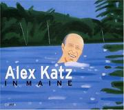 Cover of: Alex Katz In Maine | Sanford Schwartz