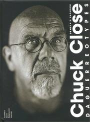 Cover of: Chuck Close