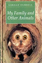 Cover of: My Family and Other Animals (Cascades)