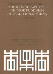 The Iconography of Chinese Buddhism in Traditional China