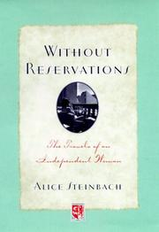 Cover of: Without reservations
