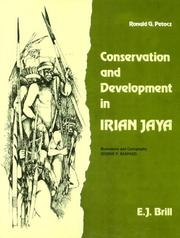 Cover of: Conservation and Development in Irian Jaya | Ronald G. Petocz