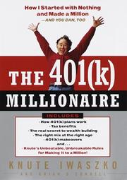Cover of: The 401 (k) millionaire