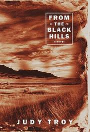 Cover of: From the Black Hills