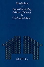 Cover of: Blood and iron | S. Douglas Olson