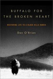 Cover of: Buffalo for the Broken Heart | Dan O