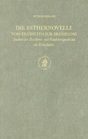 Cover of: Die Esthernovelle