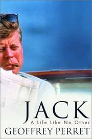 Cover of: Jack | Geoffrey Perret