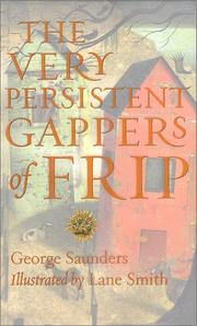 Cover of: The very persistent gappers of Frip