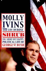 Cover of: Shrub