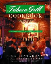Cover of: The Tribeca Grill Cookbook