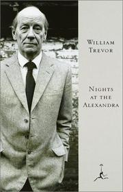 Cover of: Nights at the Alexandra