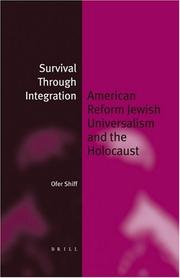 Survival Through Integration by Ofer Shiff