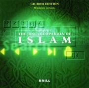 Cover of: Encyclopedia Of Islam | Clifford Edmund Bosworth