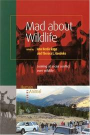 Cover of: Mad About Wildlife |