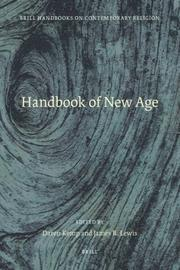 Cover of: Handbook of New Age