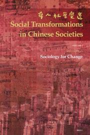 Cover of: Sociology for Change |