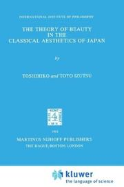 theory of beauty in the classical aesthetics of Japan