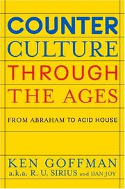 Cover of: Counterculture through the ages