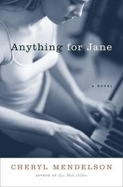 Cover of: Anything for Jane