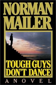 Cover of: Tough guys don't dance