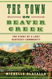 Cover of: The Town on Beaver Creek