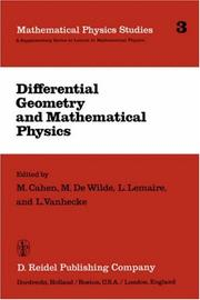 Cover of: Differential geometry and mathematical physics |