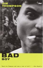 Cover of: Bad Boy