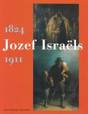 Cover of: Jozef Israëls, 1824-1911