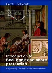 Cover of: Introduction to Bed, Bank and Shore Protection | Gerrit J. Schiereck