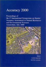 Cover of: Accuracy 2000